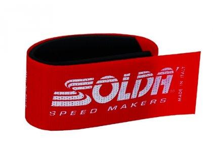 SOLDA Alpine ski fasteners ( 1 pair ) (Pásek na lyže sjezdové 1 pár)