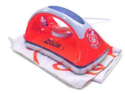 SOLDA MOUSE  wax iron (Žehlička MYŠKA)
