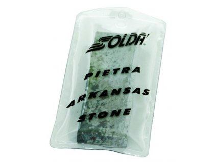 SOLDA ARKANSAS stone (Kámenný brousek ARKANSAS)