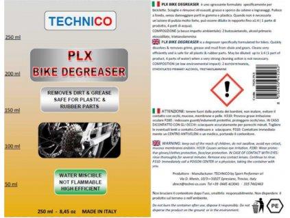 PLX Bike degreaser