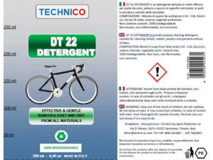 DT 22 Detergent