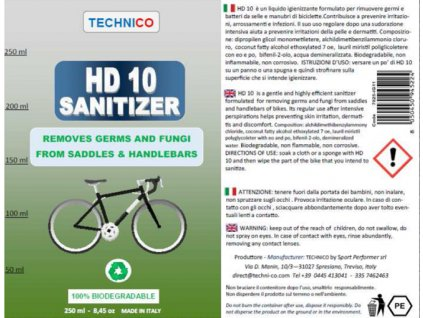 HD10 sanitizer