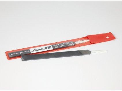 Pilník na lyže SNOLI, chromovaný, 150 mm-Cut 2, jemný