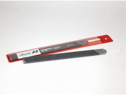 Pilník na lyže SNOLI, chromovaný, 250 mm-Cut 1