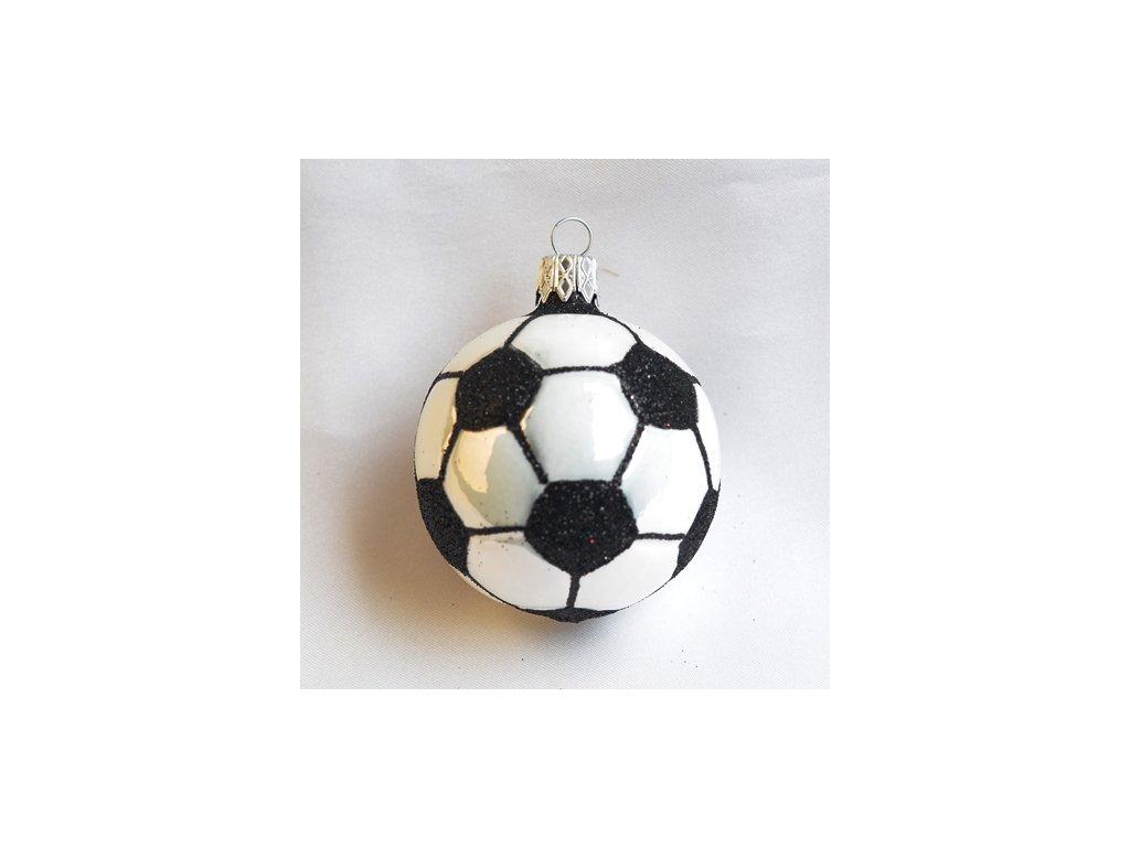 Fotbalový míč (Balení 1ks, Barva bílá, Velikost 6 cm)