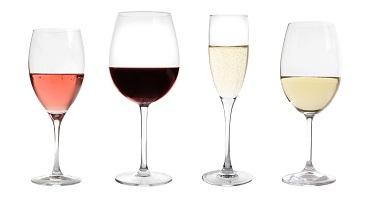 Výběr sklenice na víno