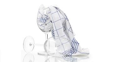 Mytí sklenic a karaf