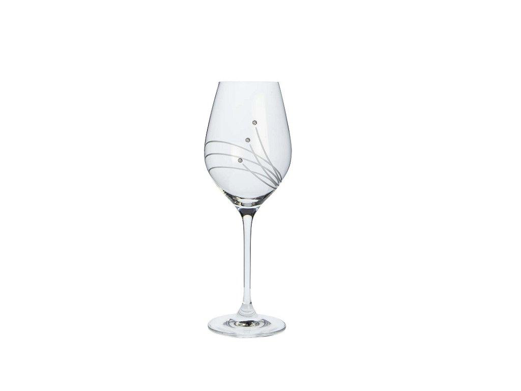 Sklenice na víno Celebration Swarovski 360 ml 30538