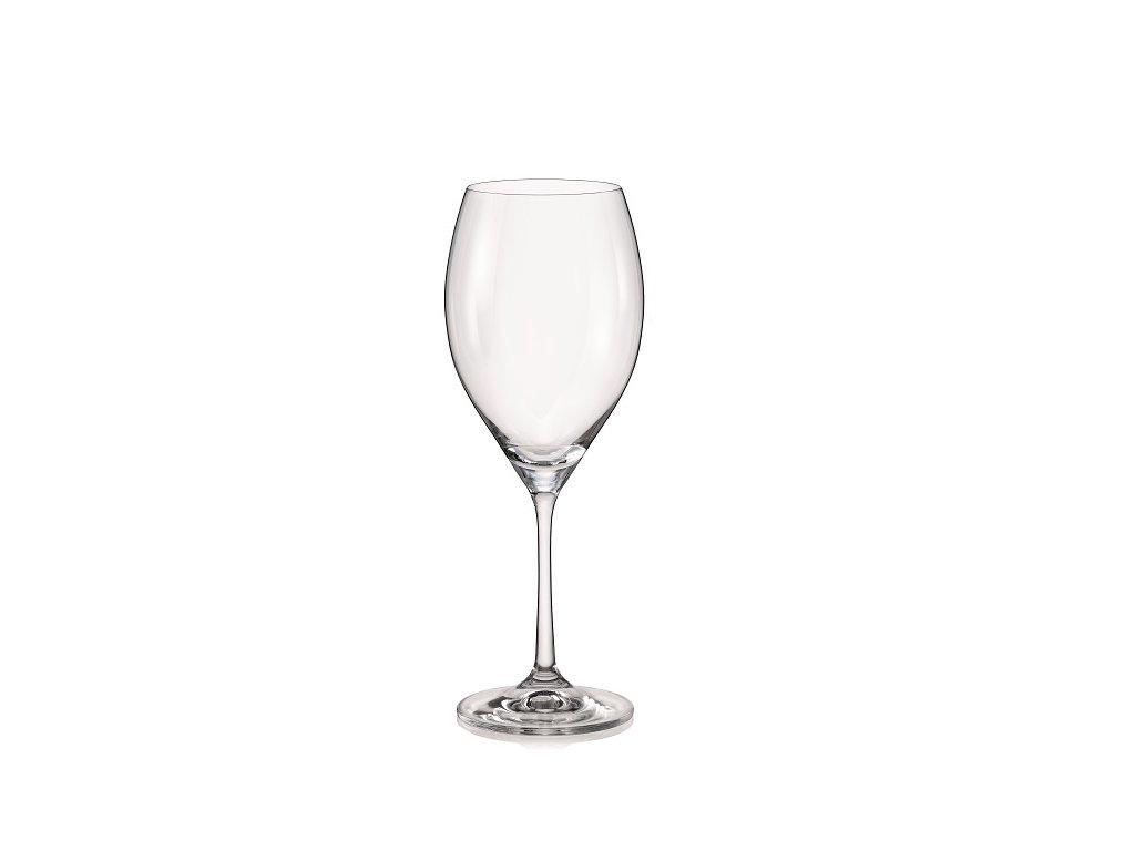 Crystalex sklenie na víno Sophia 490 ml