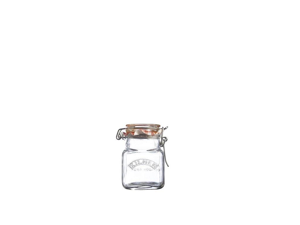 Kilner skleněná kořenka s klipem 70 ml