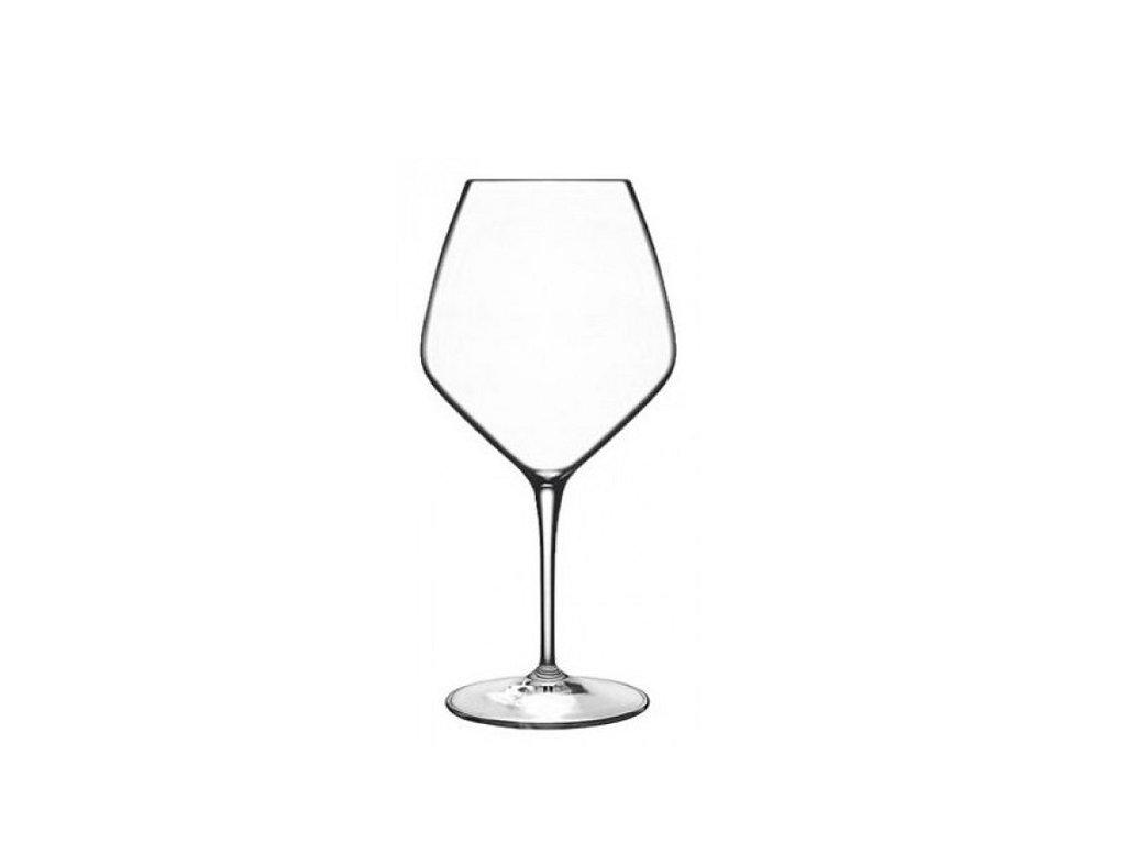 luigi bormioli sklenice na červené víno pinot noir