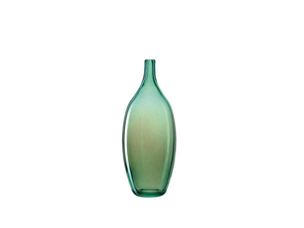 Leonardo zelená váza Lucente 32 cm