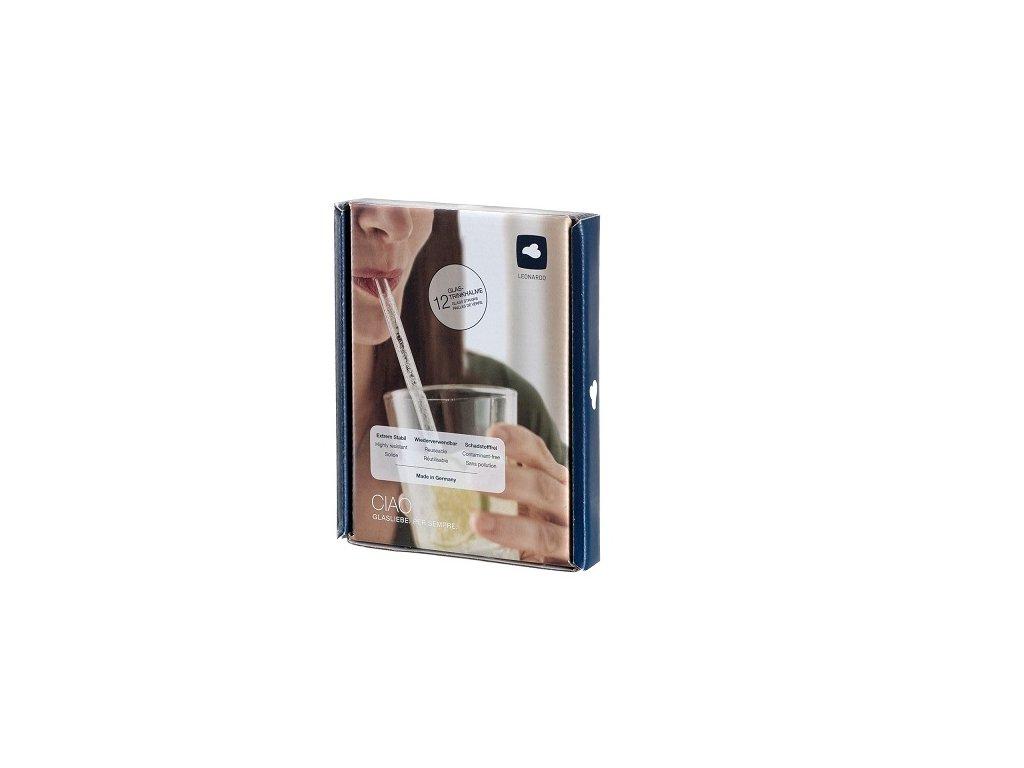 Leonardo Sada skelněných brček (4+1)