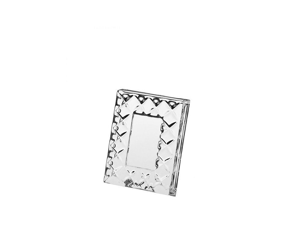 crystal bohemia malý fotorámeček diamond 72940 14100 094
