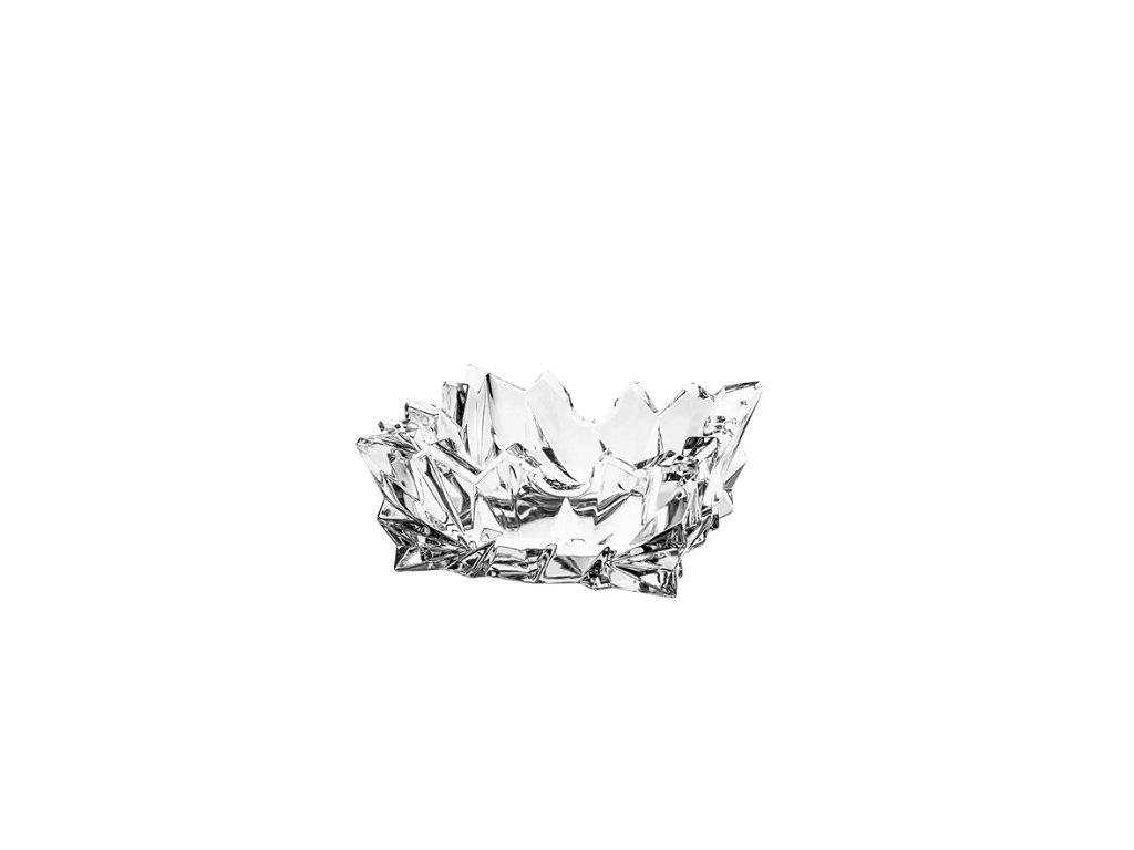 Bohemia Jihlava Skleněný popelník Glacier