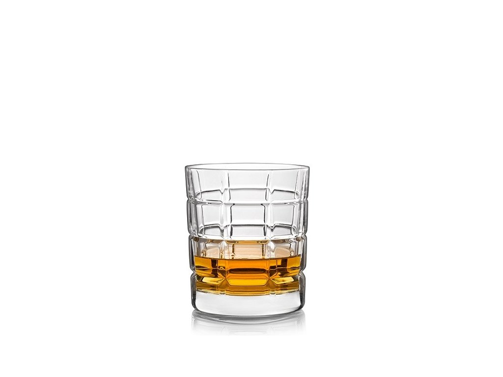 Crystal Bohemia Sklenice na whisky Timesquare 320 ml