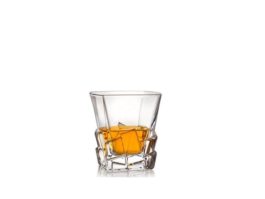 Bohemia Jihlava Sklenice na whisky CRACK, 6 ks
