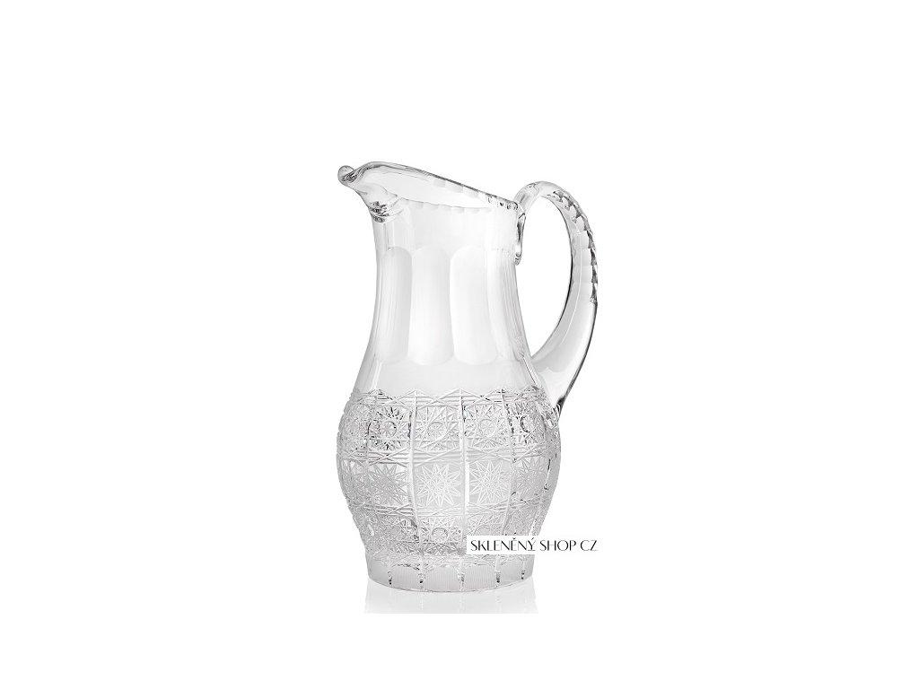 Aurum Crystal Broušený džbán 1,3 l