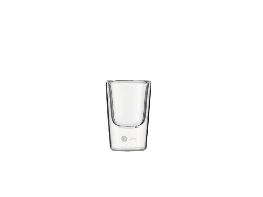 Jenaer Glas Dvoustěnná sklenička Hot´n Cool S 85 ml