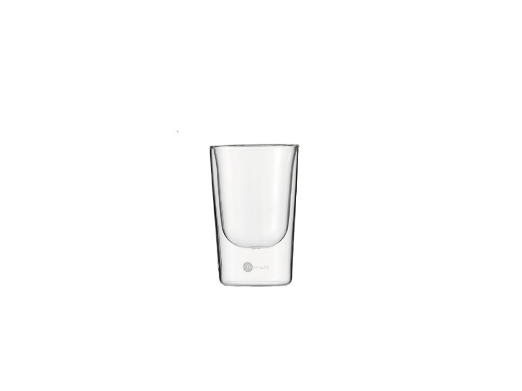 Jenaer Glas Hot´n Cool L, dvoustěnná sklenička na kávu 150 ml