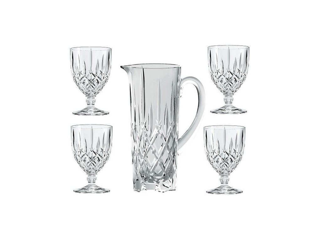 Noblesse Pitcher set (1+4)