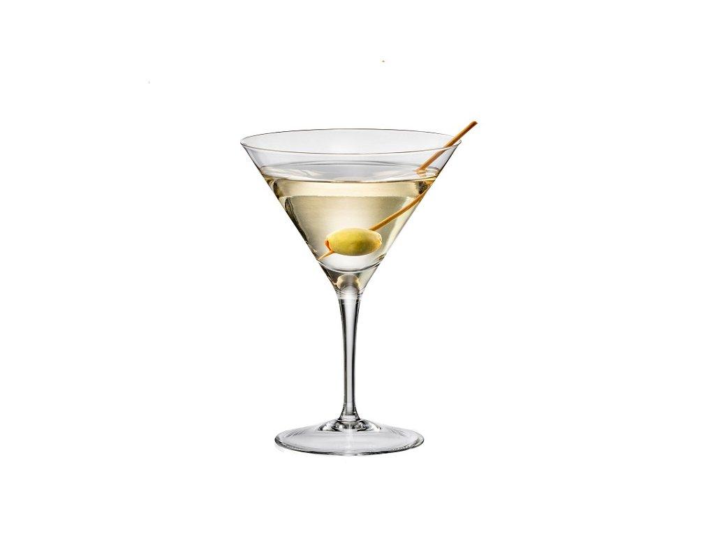 Crystalex Sklenice na martini/koktejly BAR 350 ml