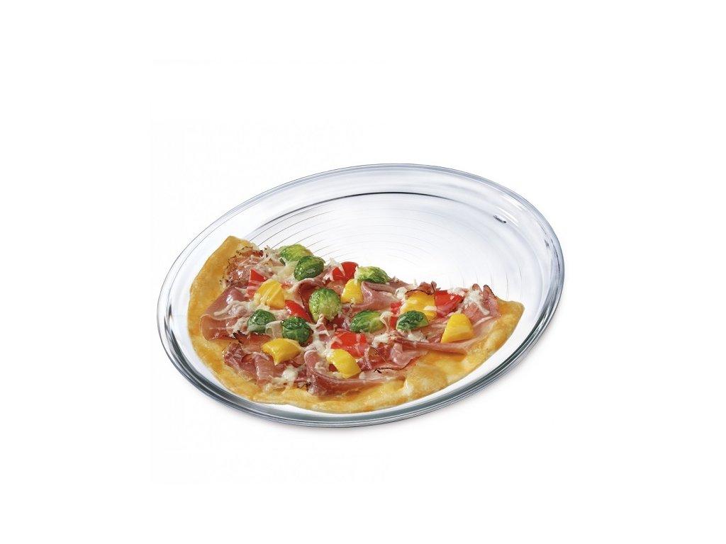 Skleněná forma na pizzu Simax