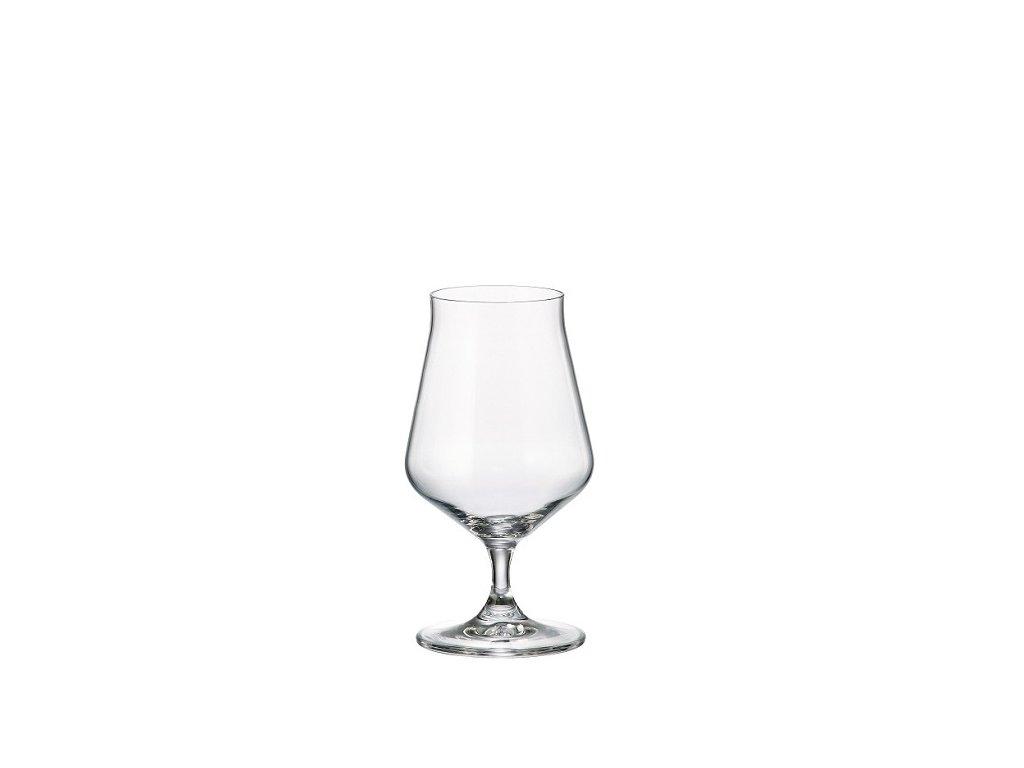 Crystalite Bohemia sklenice na brandy Alca