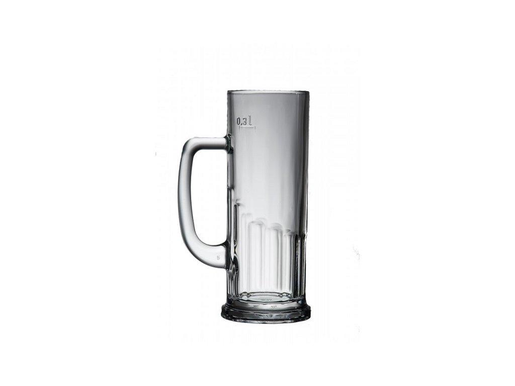 Hrastnik Pivní půllitr EVROPA 0,3 l
