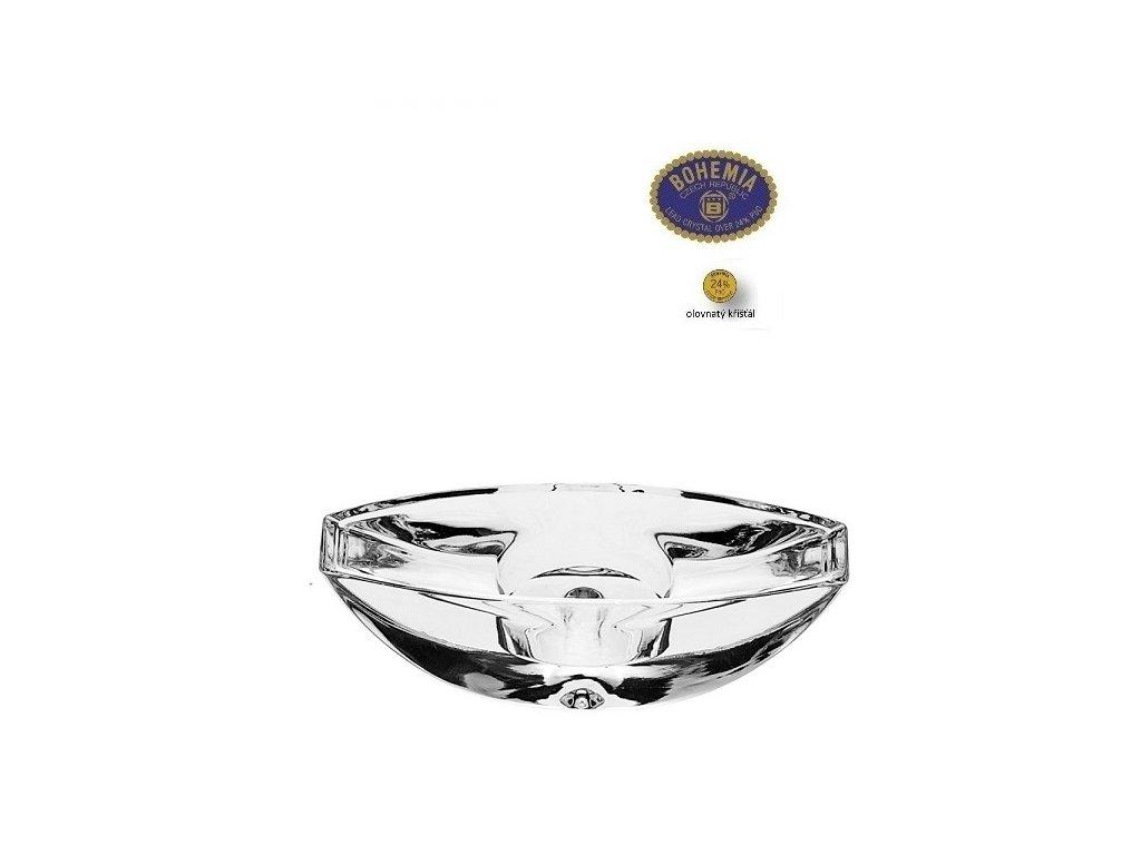 svícínek gondola crystal bohemia