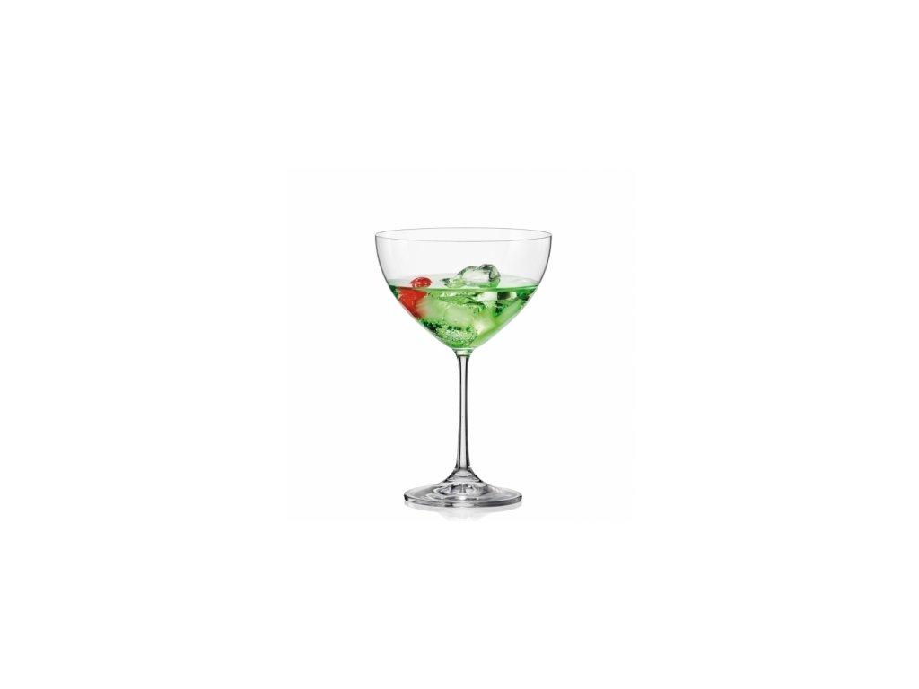 Crystalex Sklenice na koktejly 1BAR 340 ml, 4 ks