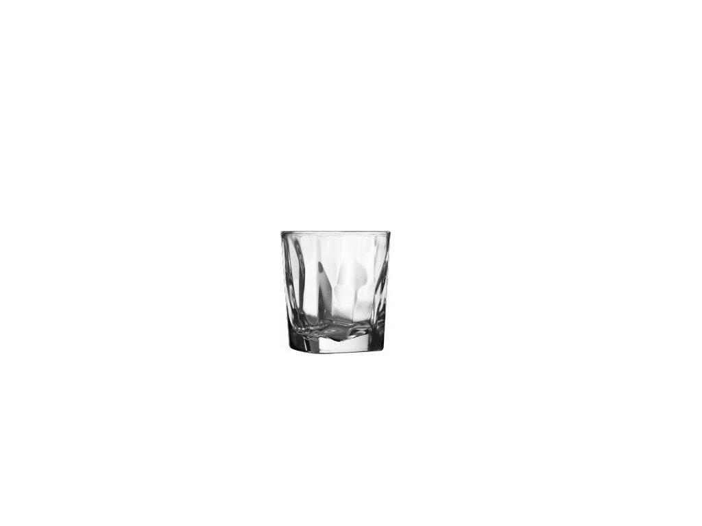 Hrastnik Sklenice na whisky STEPHANIE OPTIC 286 ml