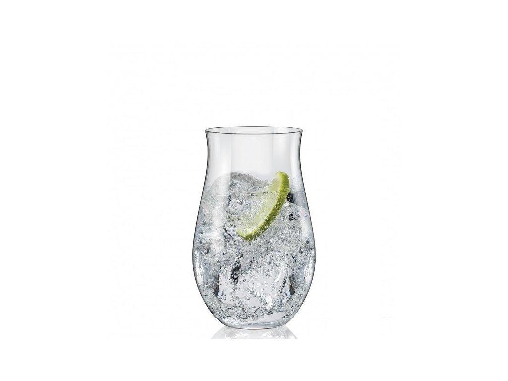 crystalex sklenice na vodu Attimo 380 ml