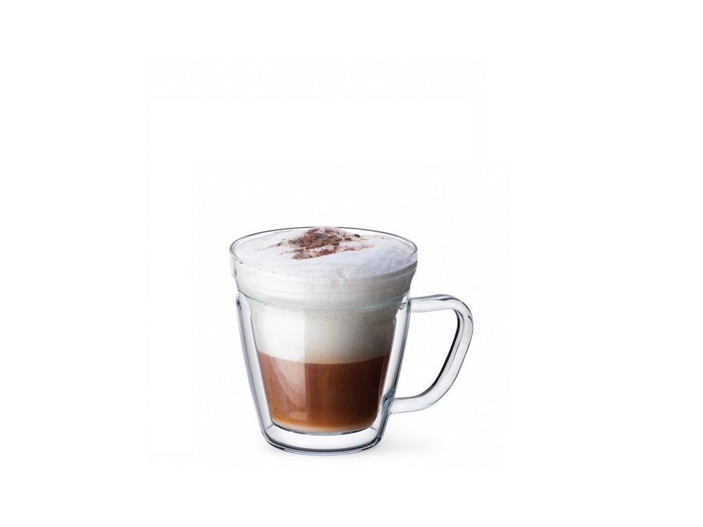 Simax termo hrnek na cappuccino 180 ml