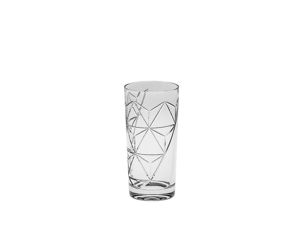 Crystal Bohemia Sklenice Tron 320 ml