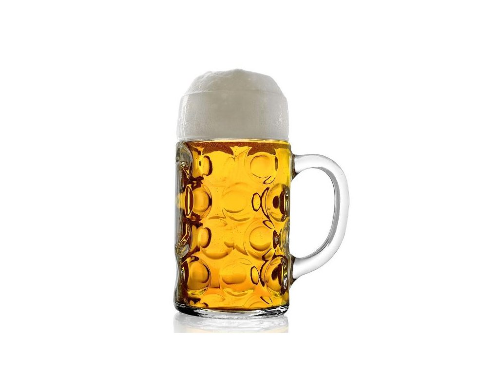 Tuplák na pivo ISAR 1 l