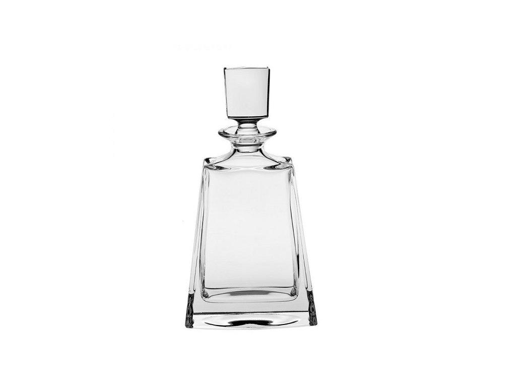 Crystal Bohemia Katherene whisky karafa 0,7 l