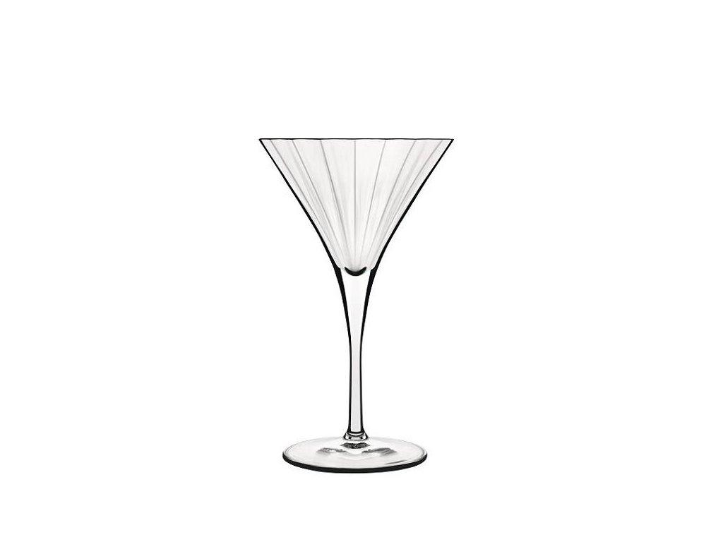 Luigi Bormioli Sklenice na martini Bach 260 ml
