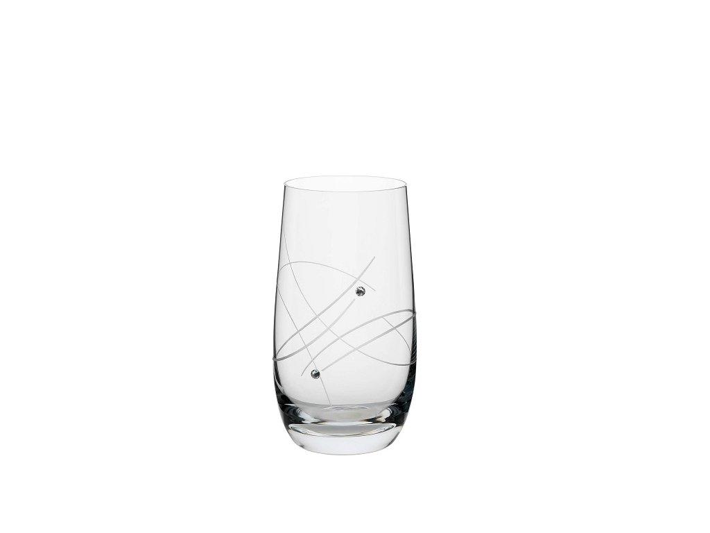 Sklenice na long drink Swarovski Globo 27181