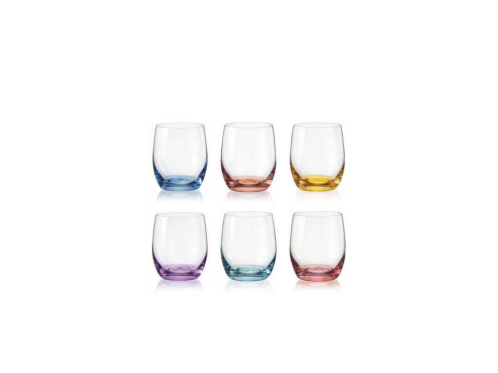 Crystalex sklenice spectrum 300 ml