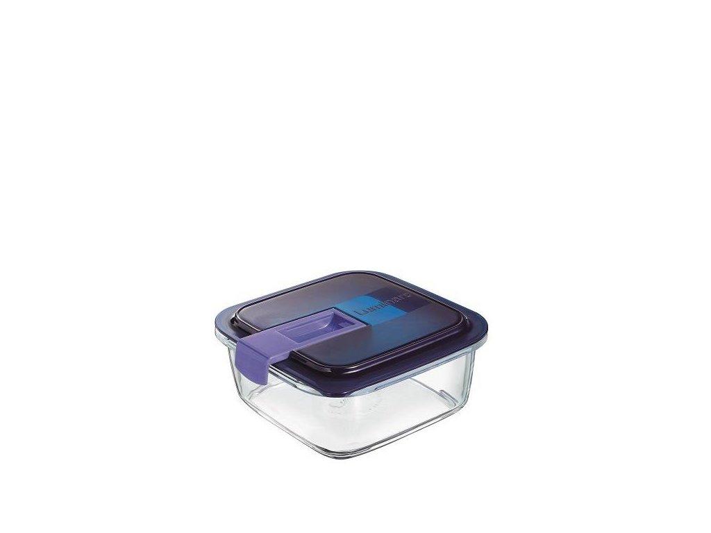 Luminarc dóza Easy Box čtvercová 0,76 l
