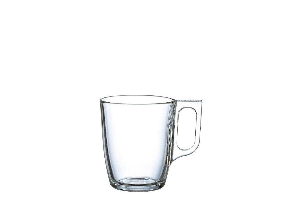 luminarc skleneny hrnek na caj kavu nuevo 250 ml