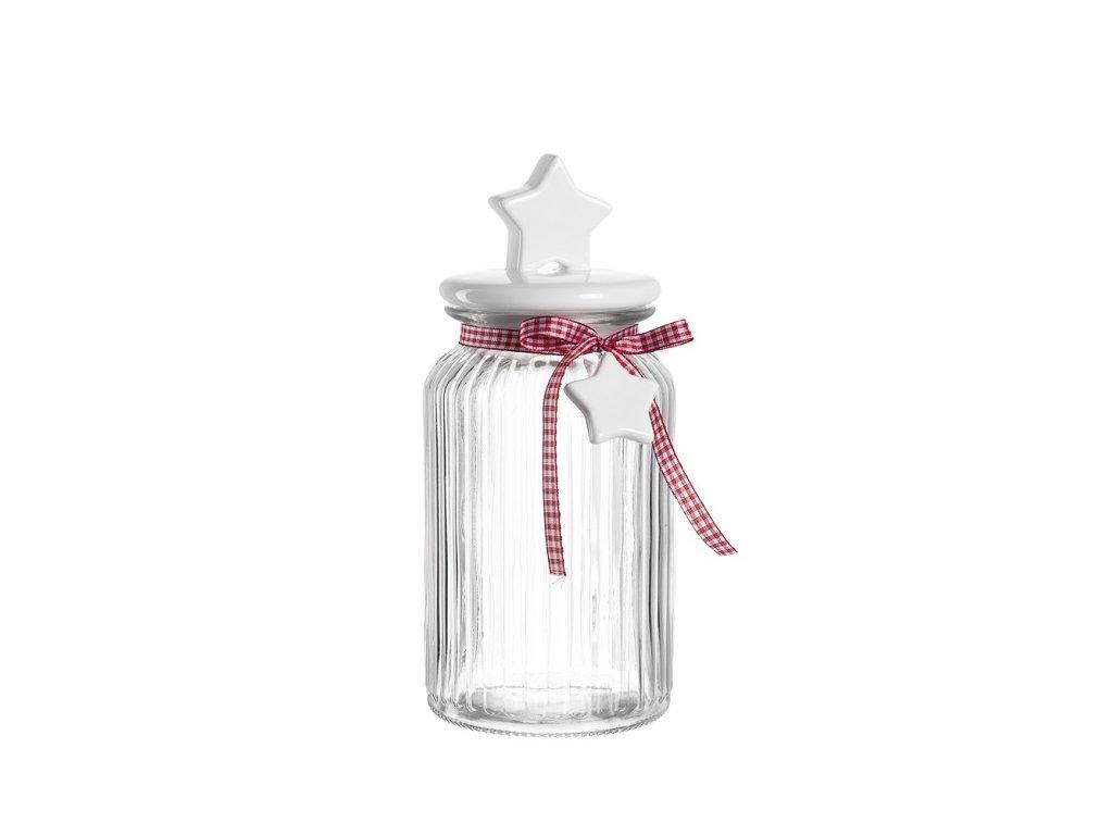 leonardo vanocni doza na cukrovi limited edition vanoce sklenena