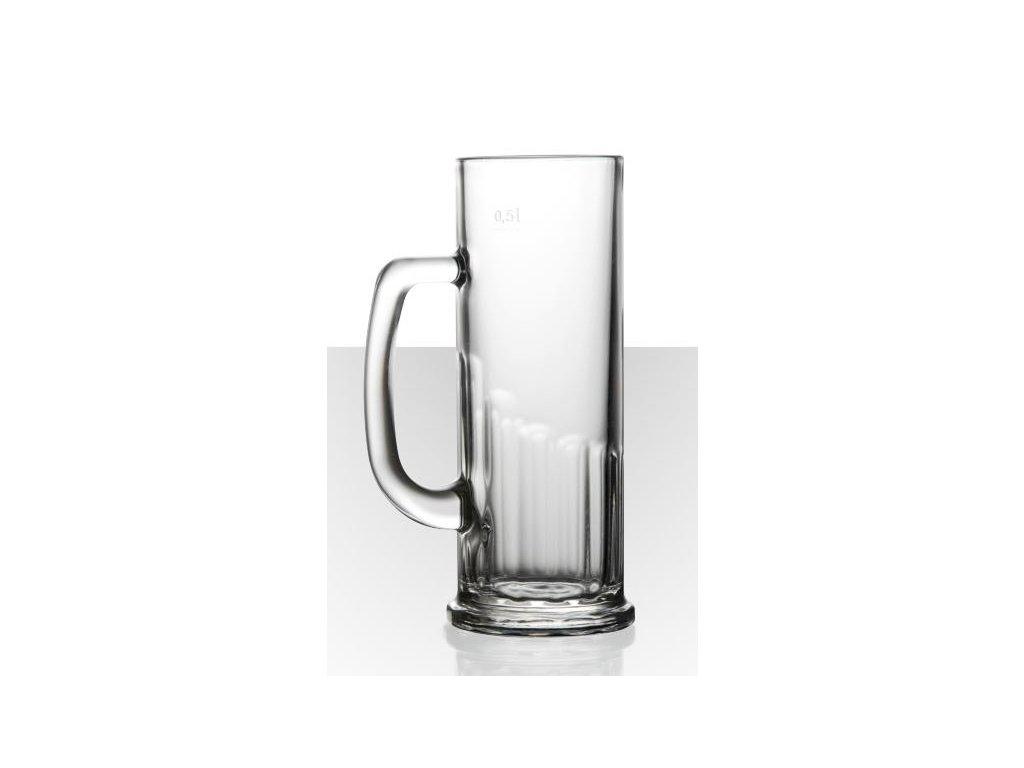 Hrastnik Pivní půllitr EVROPA 0,5 l