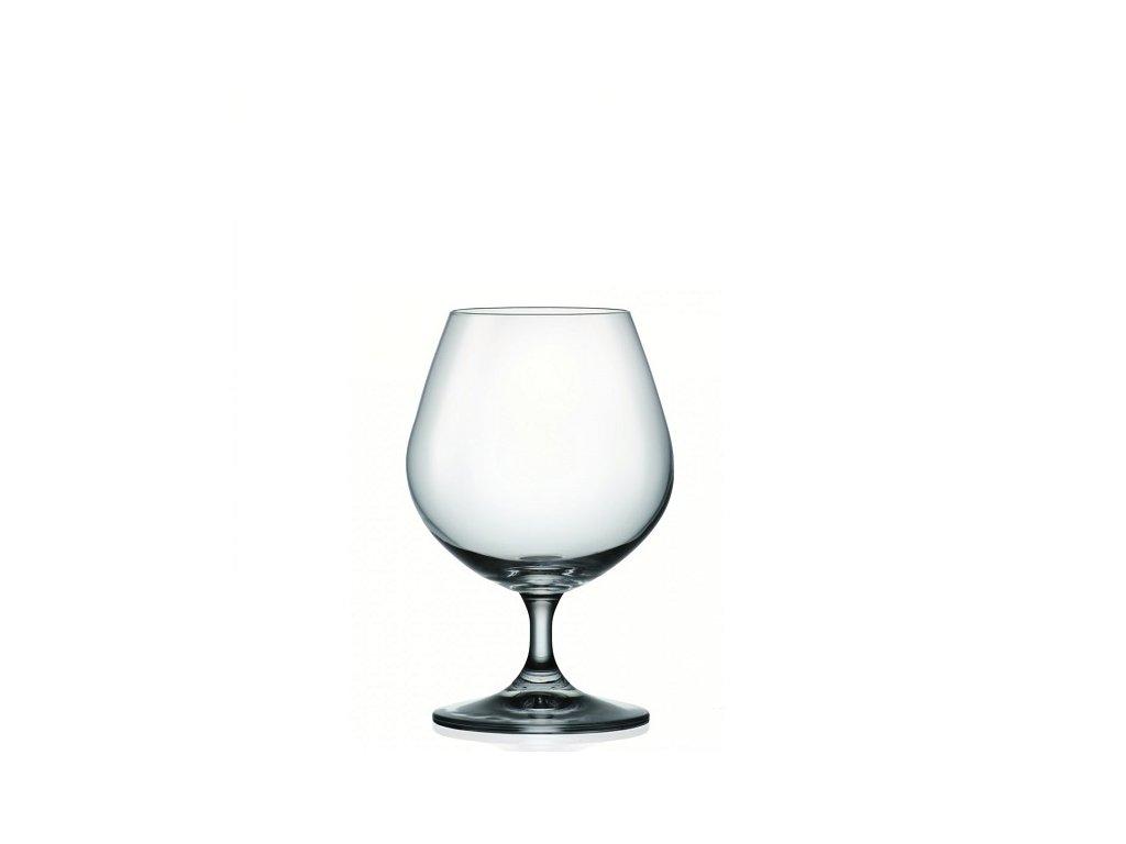 Crystalex sklenice na koňak Lara 400 ml