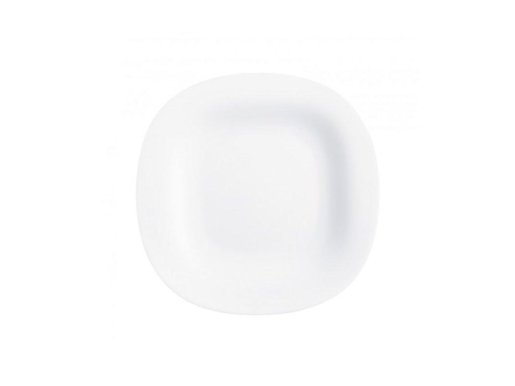 Luminarc Dezertní talíř Carine bílý 19 cm