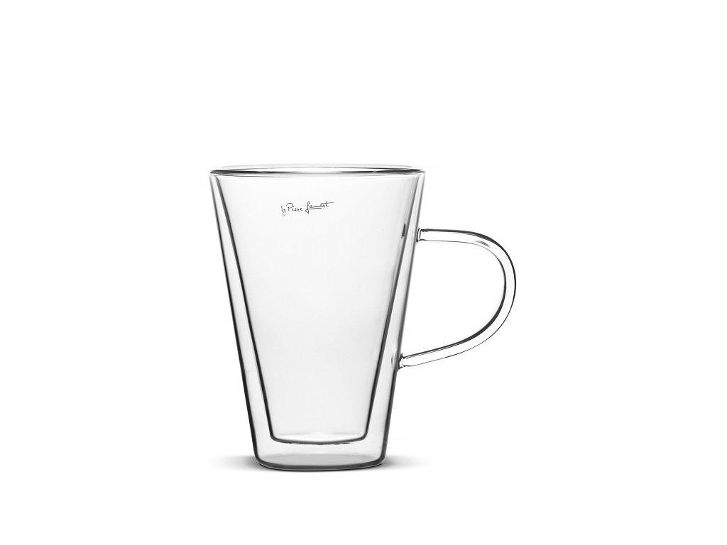 Lamart Hrnky na čaj Vaso 300 ml 2 ks