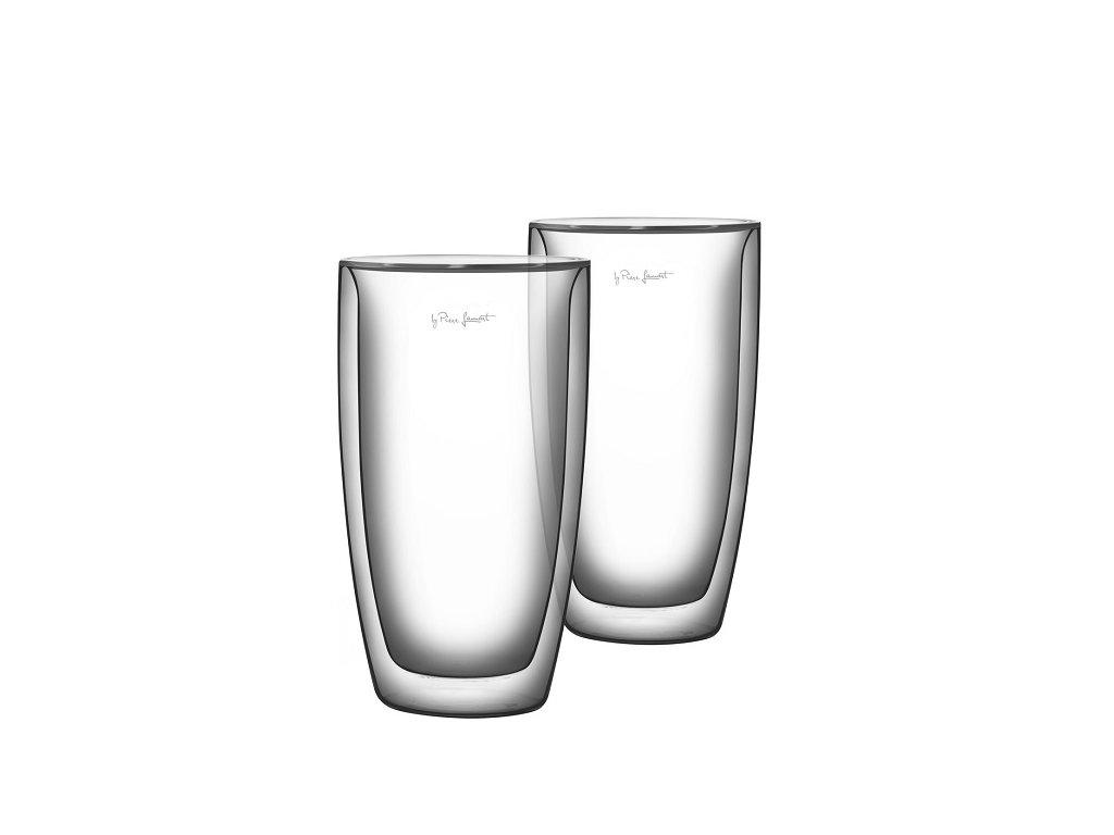 Lamart Termo sklenice na latté 380 ml 2 ks
