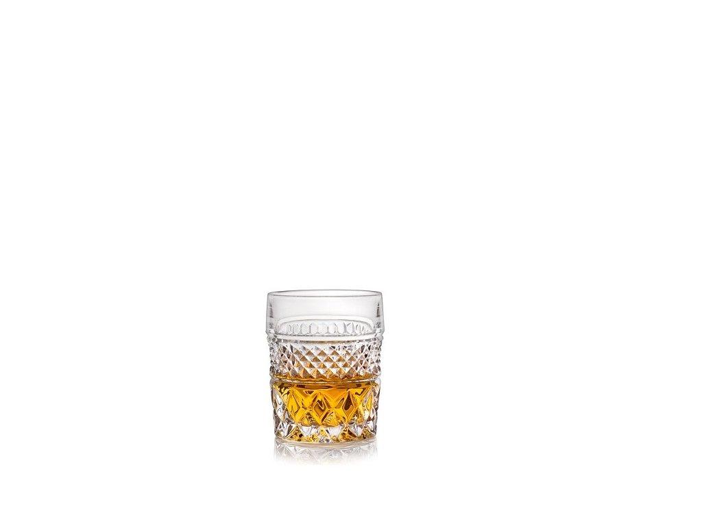 crystal bohemia sklenice na whisky madison