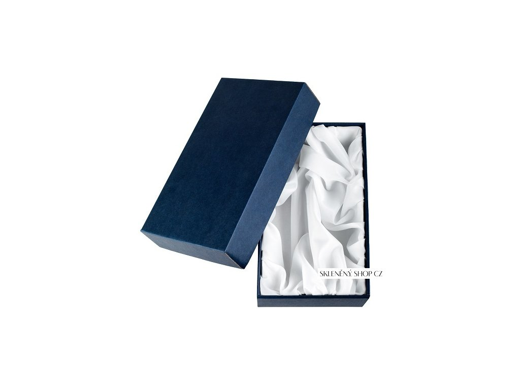 Dárková krabička na míru na 2 sklenice  Prodáváme pouze k našim sklenicím